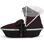 Люлька для колясок Surf Silver-Cross Carrycot Black-Silver