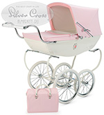 Коляска для кукол Silver-Cross Chatsworth Dolls Pram Daisy