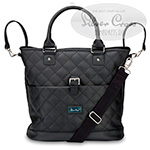Сумка к  коляскам-трансформер Silver-Cross Sleepover Bag Black
