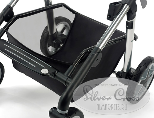 Корзина модульной системы Silver Cross Pioneer 2 in 1