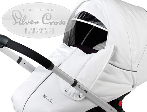 Зимний набор Silver Cross Surf Winter Pack Arctic