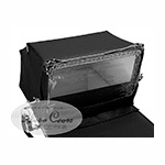 Silver-Cross Balmoral Dust Cover Black